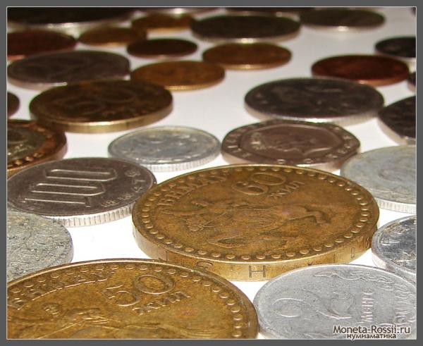 Какие они, монеты новоделы?