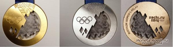 Олимпийские и параолимпийские знаки отличия