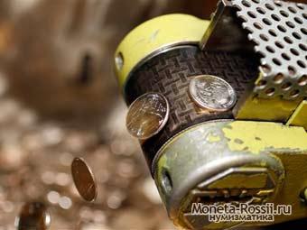 Работа с монетами